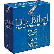 Die Bibel. Nach der Elberfelder Übersetzung 10 MP3-CDs. Altes und Neues Testament