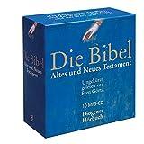 Die Bibel. Nach der Elberfelder Übersetzung 10 MP3-CDs. Altes und Neues Testament -