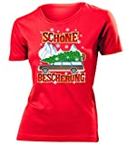 SCHÖNE BESCHERUNG 4557 Damen T-Shirt (F-R) Gr. M