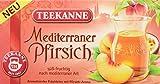 Teekanne Mediterraner Pfirsich, 6er Pack (6 x 50 g)