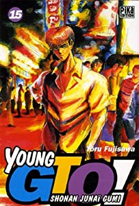 Young GTO Edition simple Tome 15