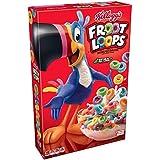 Kellogg's Froot Loops Fiber and Whole Grain 345 Grams