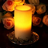 Led candela senza fiamma della luce della candela della casa della lampada decorazioni della festa (Candele Sconce)