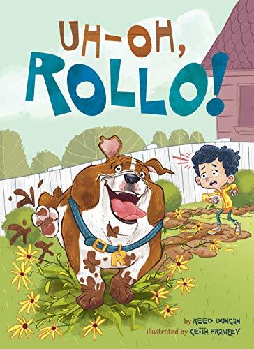 Grad Rollo (Uh-Oh, Rollo! (English Edition))