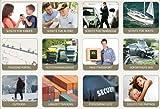 Incutex GPS Tracker TK5000 mit KFZ-Ladekabel Auto Aufladekabel Peilsender Personen und Fahrzeugortung GPS Sender - 6