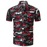 Shark Printed Herren Polo Shirt Männer Casual Slim Tops Kurzarm Bluse Dark Style Shirt GreatestPAK