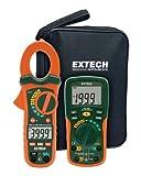 Extech Elektro-Messkit mit TRMS Gleich-/Wechselstromzange, 1 Stück, ETK35