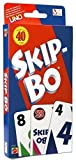 Mattel Games 42050 Skip Bo Card Game by Mattel by Mattel