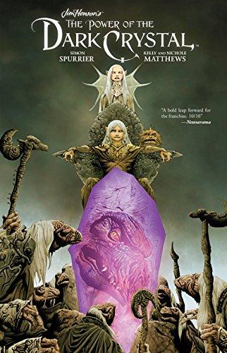 Jim Henson's The Power of the Dark Crystal Vol  1