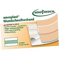 weroplast-Sortiment für Verbandkasten (8 Stk/Pkg) preisvergleich bei billige-tabletten.eu