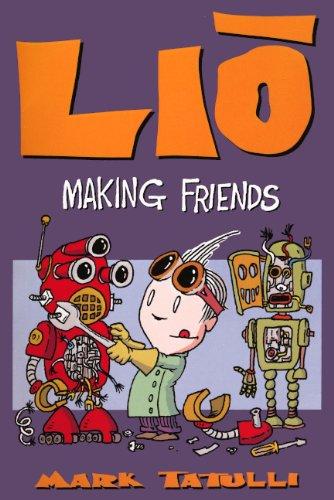 Making Friends (Lio)