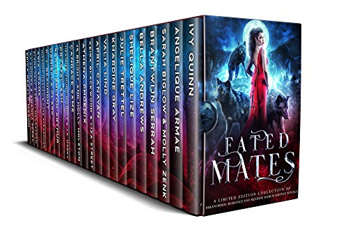 Of Harem Novelsenglish Paranormal And Edition Reverse Shifter Fated Limited Romance Edition Collection MatesA Ac5qL3R4j