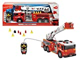 Dickie Toys 203719001 - Fire Rescue, kabelgesteuertes Feuerwehrauto, 62 cm für Dickie Toys 203719001 - Fire Rescue, kabelgesteuertes Feuerwehrauto, 62 cm