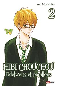 Hibi Chouchou - Edelweiss & Papillons Edition simple Tome 2