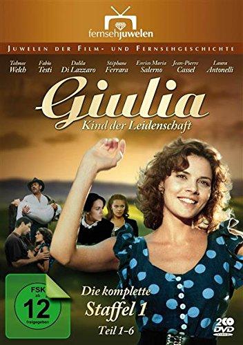 Bild von Giulia - Kind der Leidenschaft (Erste Staffel) - Fernsehjuwelen [2 DVDs]