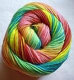 Sockenwolle 150 g Jawoll Magic 6-fädig, Fb. 57 - neue Farbe