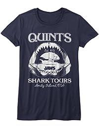 Jaws - - Shark Tours femmes T-shirt