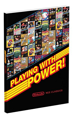 PLAYING W/POWER NINTENDO NES C