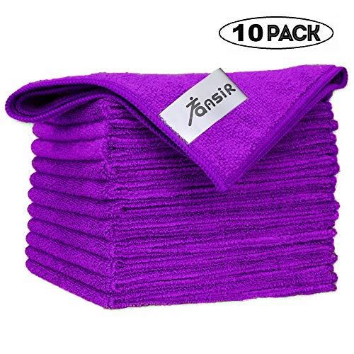 Microfibre Cleaning Cloths, Lint...