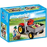 Playmobil - Tractor de siega (6131)