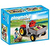 Playmobil 6131 Country Harvesting Tractor