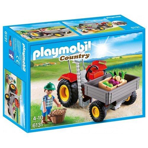 Playmobil - 6131 - Fermier avec faucheuse 4008789061317