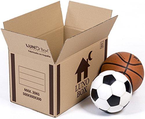 Cajas para una mudanza segura y ordenada