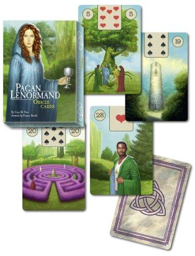 La Sibilla Pagana. Oracle cards. Con 38 carte. Ediz. multilingue por Gina M. Pace