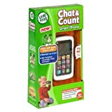 New Leapfrog Green Kids Childrens Educational Chat And Count Smart Phone Toy Uk by LeapFrog