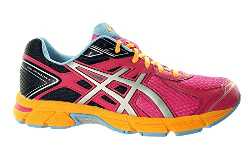 ASICS Gel-Pursuit 2 Damen Traillaufschuhe (Hot Pink/Silver/Black 2093)