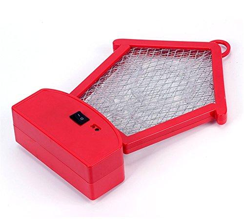 WGE Lila Licht-Absmaterial-LED Elektrische Innen Moskito-Mörder-Lampe Keine Strahlung-Effektive Insektenfalle Moskito Pest Repellent (Guardian Led)