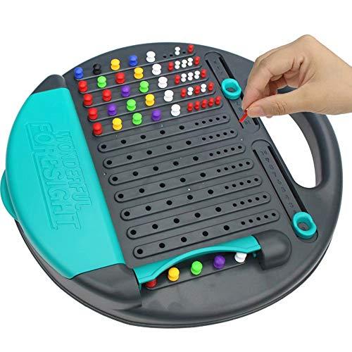 Logisches Denken Rätsel Puzzle Spielzeug Passwort Cracking Beads Wunderbares Brettspiel