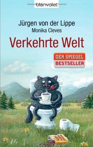 Buchseite und Rezensionen zu 'Verkehrte Welt' von Jürgen von der Lippe