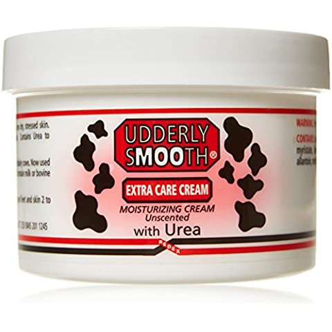 Udderly Smooth 227g Extra Care sin perfume Crema Hidratante con Urea