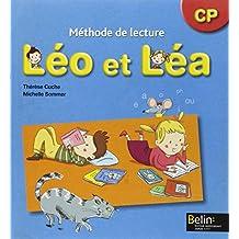 Methode de Lecture - Je lis et j'écris avec Léo et Lea CP