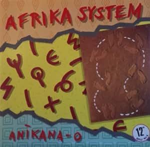 Afrika System Anikana O 12 Zulu Mix