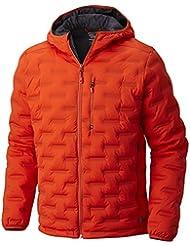 Mountain Hardwear stretchdown DS con capucha–chaqueta de esquí para hombre