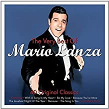 The Very Best Of Mario Lanza [Double CD]