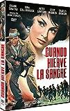 Cuando Hierve La Sangre (Never So Few) [DVD]