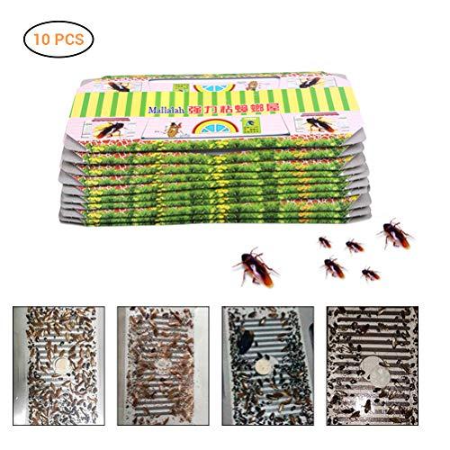 Neborn 10 Pcs Kakerlake Haus Kakerlake Falle