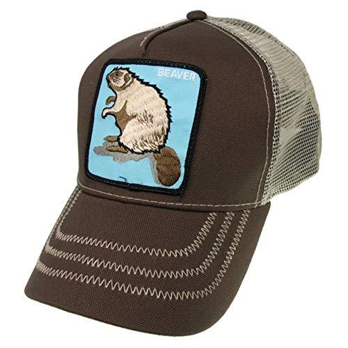 Goorin Bros. Trucker Cap Beaver Brown