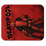 Deadpool Personalized Custom Gaming Mousepad Rectangle Mouse Mat / Pad Office Accessory And Gift Design-LL964
