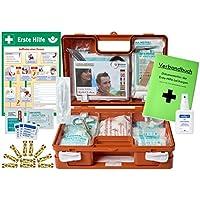 Erste-Hilfe-Koffer KITA M1 -Paket 2- nach DIN/EN 13157 für Betriebe + DIN/EN 13164 für KFZ inkl. 1.Hilfe AUSHANG... preisvergleich bei billige-tabletten.eu