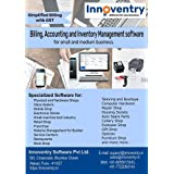 Innoventry - Lite Edition - Life Time - GST Ready Billing, Accounting & Inventory Management for Small Business