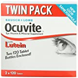 Bausch and Lomb Ocuvite Vitamin and Mineral Supplement - Best Reviews Guide