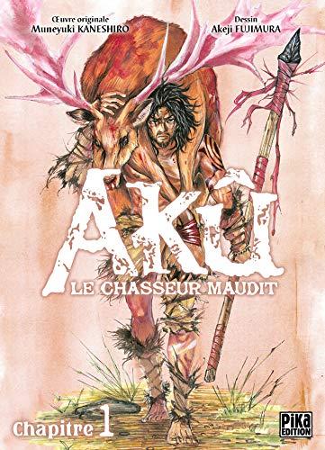 Couverture du livre Akû, la chasseur maudit chapitre 1 (Akû, le chasseur maudit)