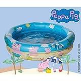 Happy People Babypool mit aufblasbarem Boden Peppa Pig