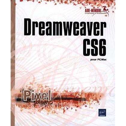 Dreamweaver CS6 pour PC/Mac