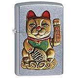 Zippo Unisexe Maneki Neko Lucky Cat Regular coupe-vent - Best Reviews Guide