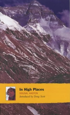 In High Places by Dougal Haston (20-Mar-2003) Paperback